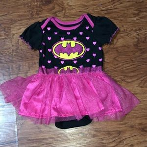 Other - Batgirl onesie with tutu